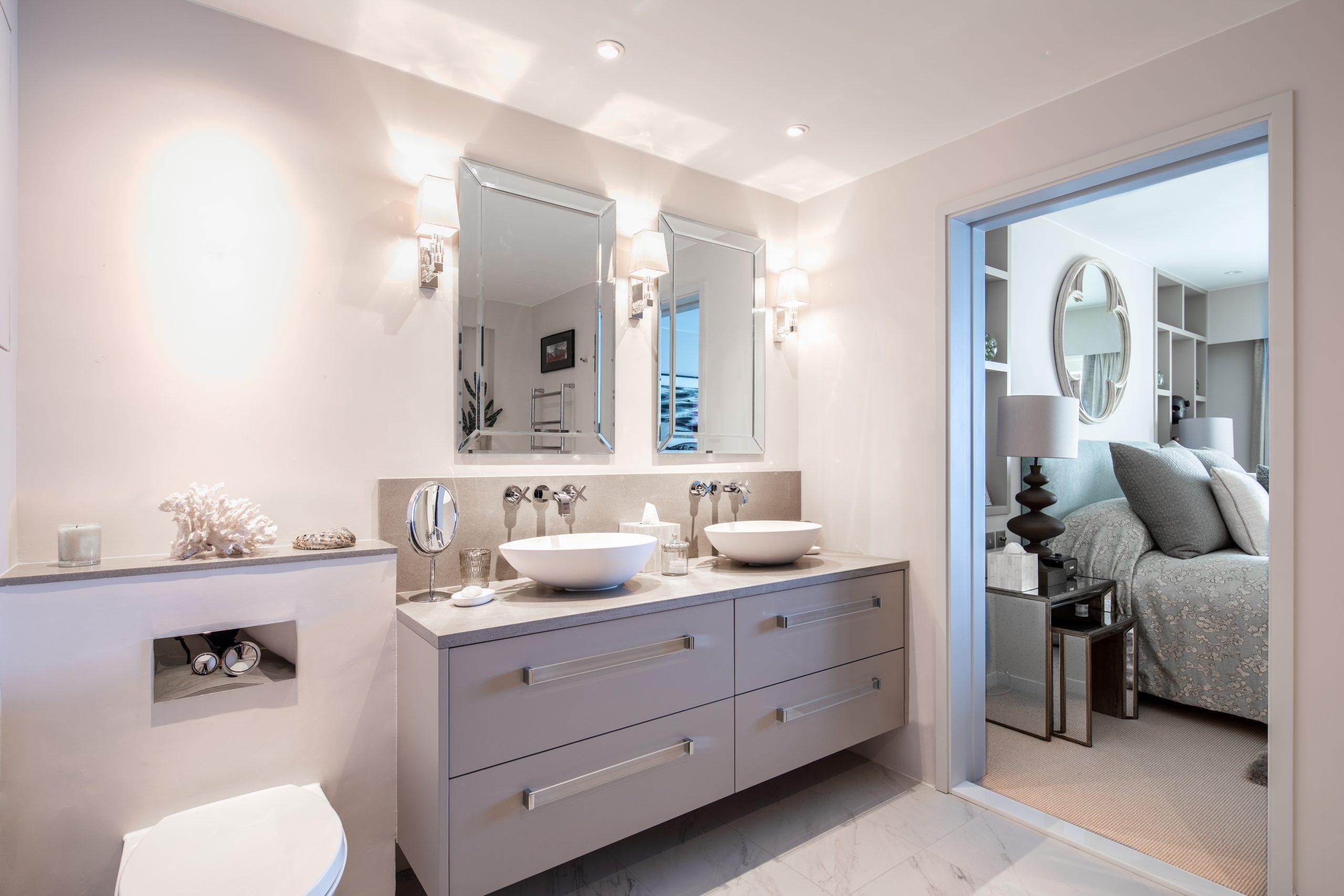 Baguio Villa – Master Bathroom