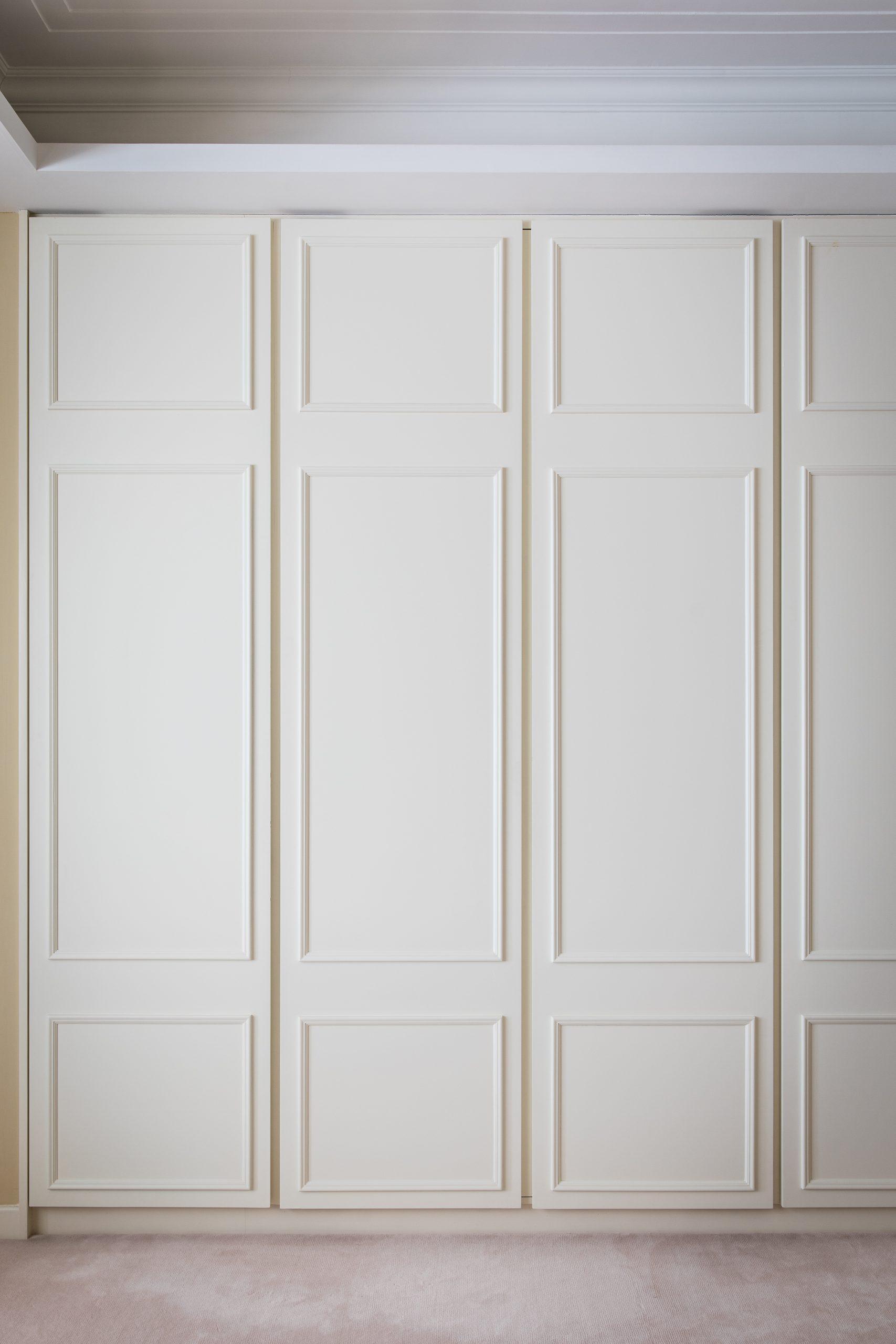 Kadoorie Avenue – Closet detail